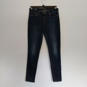 Lucky Brand Ava Skinny Ankle Blue Jeans 8 / 29